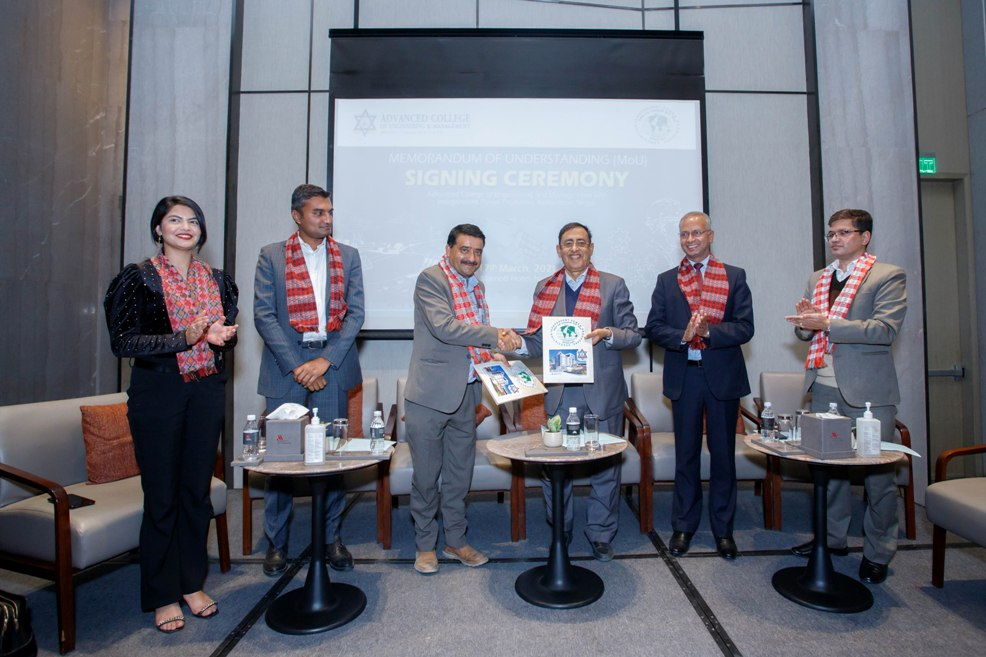 MoU with Independent Power Producers Association of Nepal