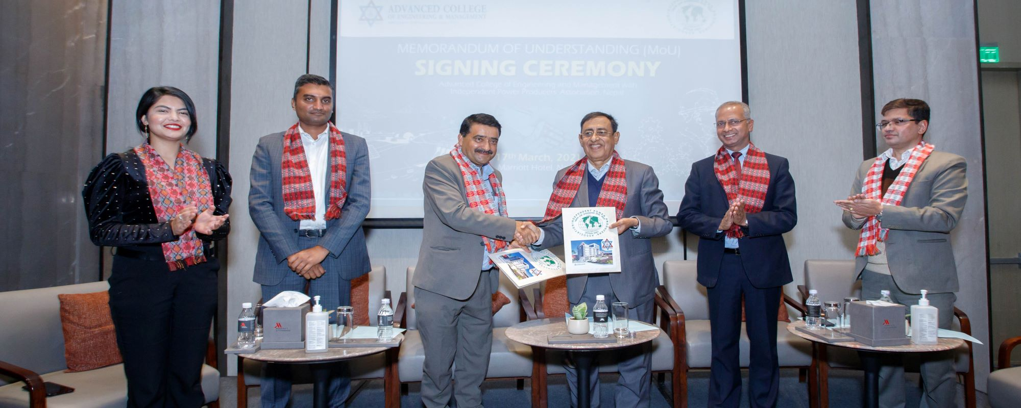 Partnership with Independent Power Producers' Association of Nepal